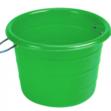 Large Manure Basket Green
