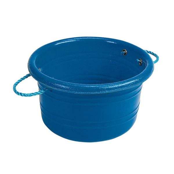 Medium Manure Basket Blue