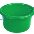 Medium Manure Basket Green