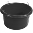 Large Feed Tub Black