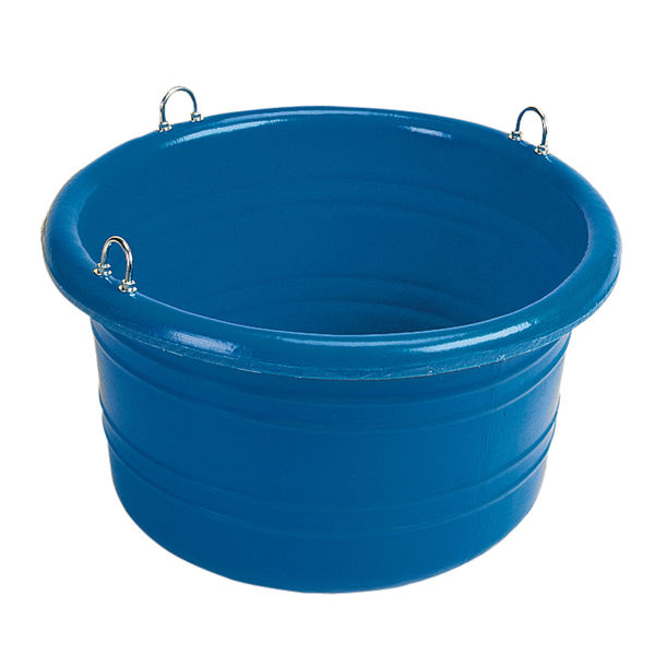 Large Feed Tub Blue