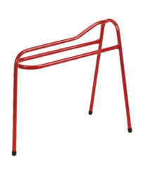 Tall 3 Leg Saddle Display Stand