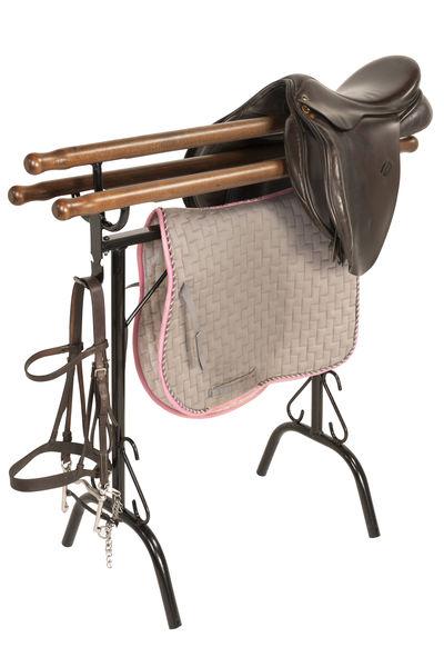 Retro Saddle Horse image #3