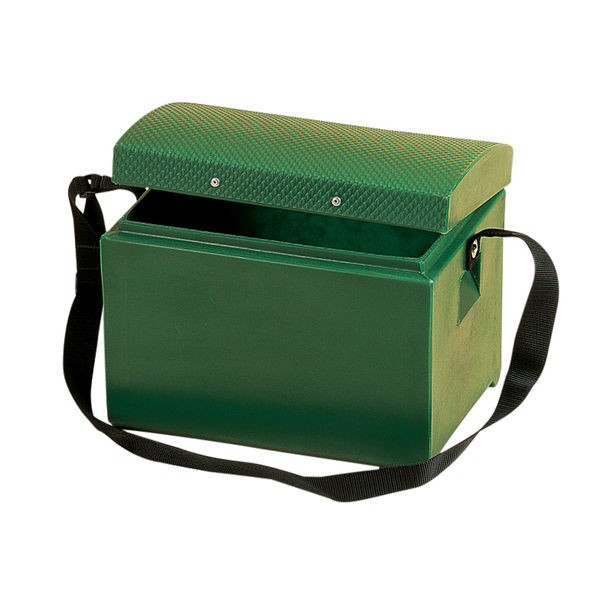 Tack Step With Strap Green