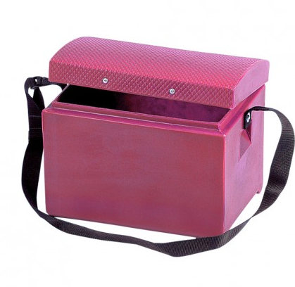 Tack Step With Strap Pink