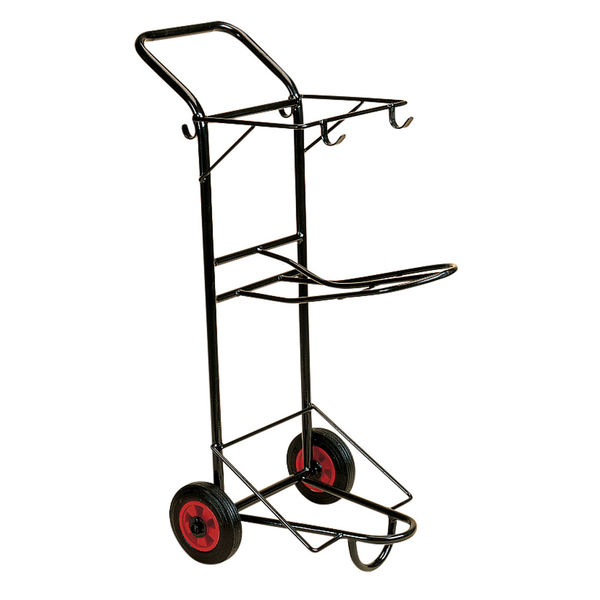 Tack Trolley - Flat Fronted Boxes