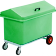 Mobile Tack Chest Green