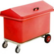 Mobile Tack Chest Red