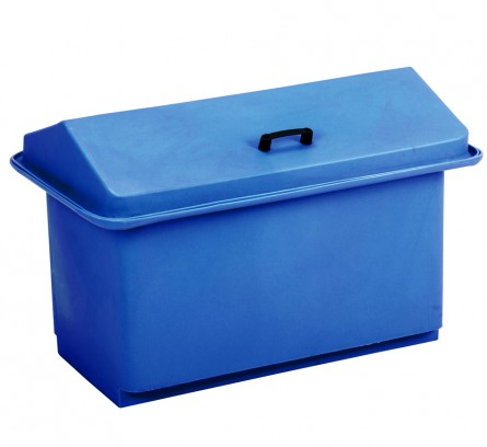 Static Tack Chest Blue