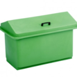 Static Tack Chest Green