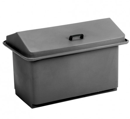Static Tack Chest Grey