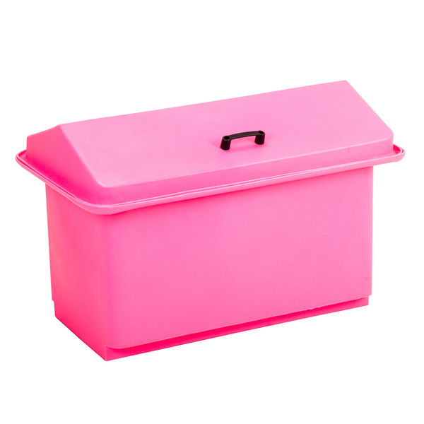 Static Tack Chest Pink
