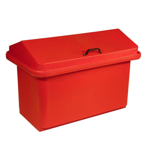 Static Tack Chest Red