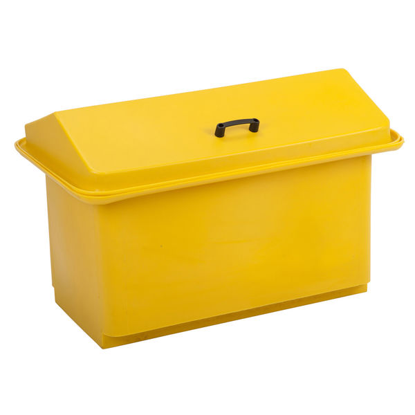 Static Tack Chest Yellow