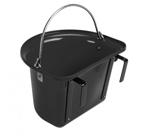 Grooming Bucket Black
