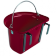 Grooming Bucket Burgundy