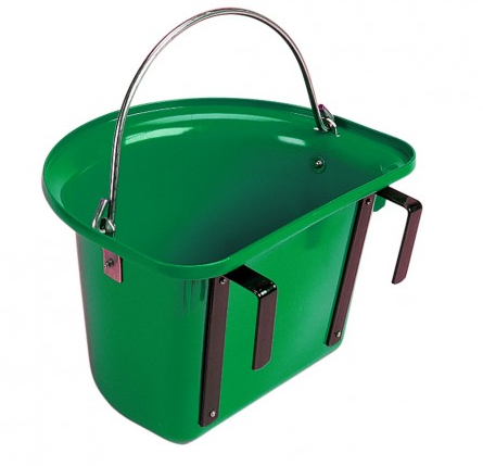 Grooming Bucket Green