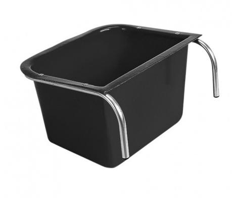 Large Portable Manger Black