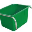 Large Portable Manger Green