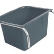 Large Portable Manger Grey