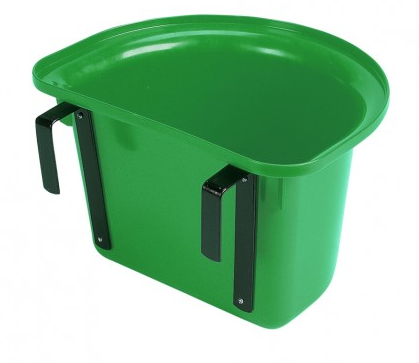 Lightweight Portable Manger Green