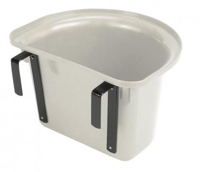Lightweight Portable Manger White