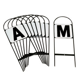 Tread In Dressage Markers 8 Pack A-M