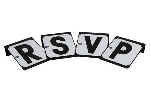 Hook on Dressage Markers - RSVP
