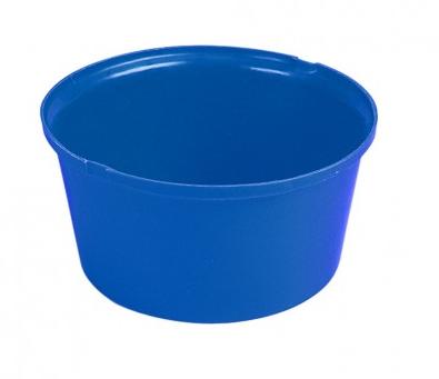 Heavy Duty Feed Bowl Blue