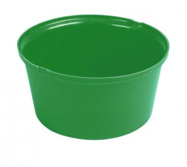 Heavy Duty Feed Bowl Green