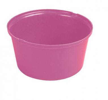 Heavy Duty Feed Bowl Pink