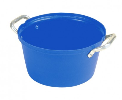 Handy Feed Bowl Blue