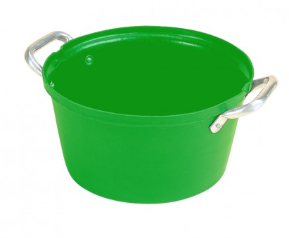Handy Feed Bowl Green