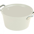 Handy Feed Bowl White