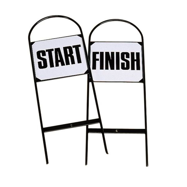 Start / Finish Tread In Markers