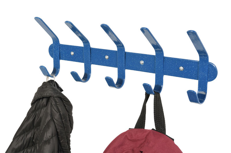 Multi Coat Hook Blue