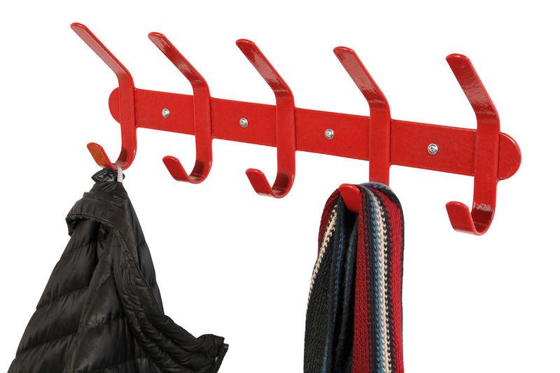 Multi Coat Hook Red