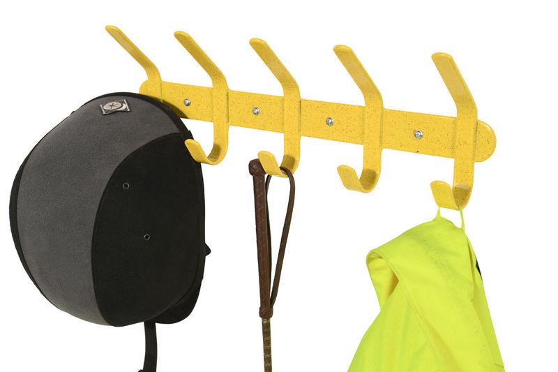 Multi Coat Hook Yellow