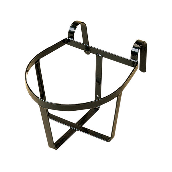 Lightweight Hook On Bucket Holder Black