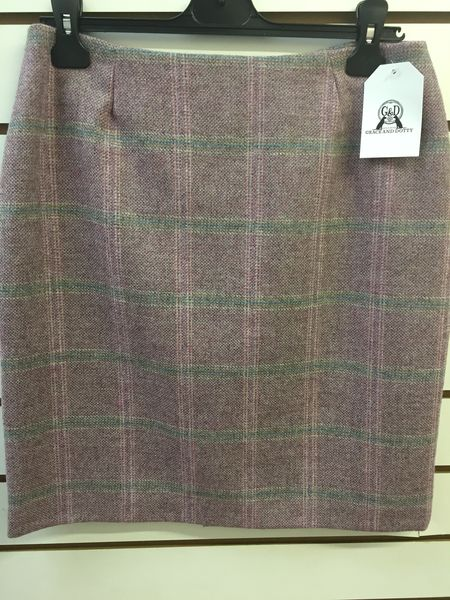 Serina Tweed Pencil Skirt image #2