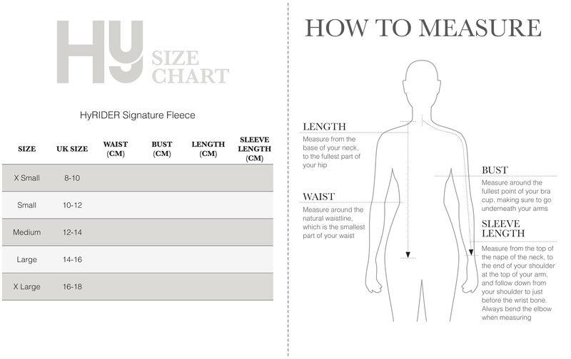 Hy Signature Fleece image #5