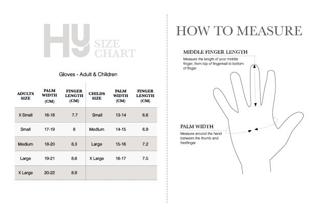 Hy Signature Riding Gloves image #5