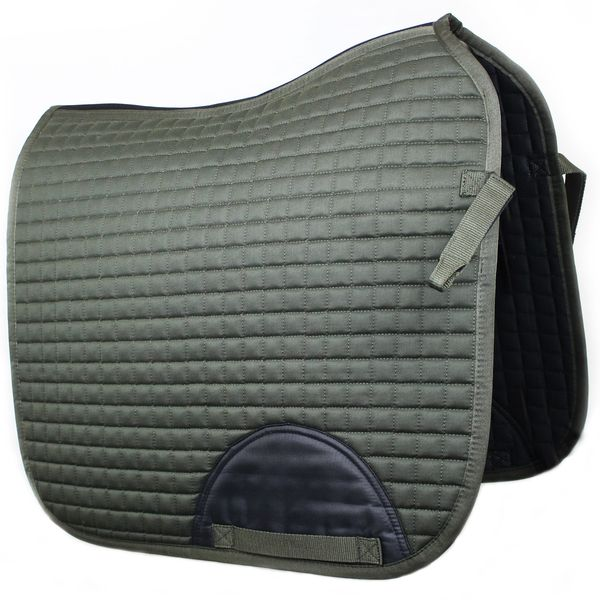 Quilted Dressage Saddle Pad image #1