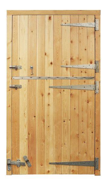 48 3/8ins Standard RH Hung Stable Door