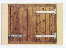 """48 3/8"""" Deluxe Hayloft Door"""