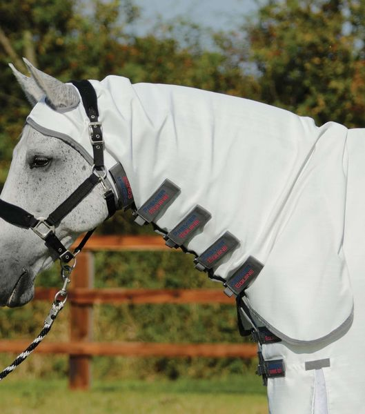 Sweet Itch Buster Fly Rug with Belly Flap image #2