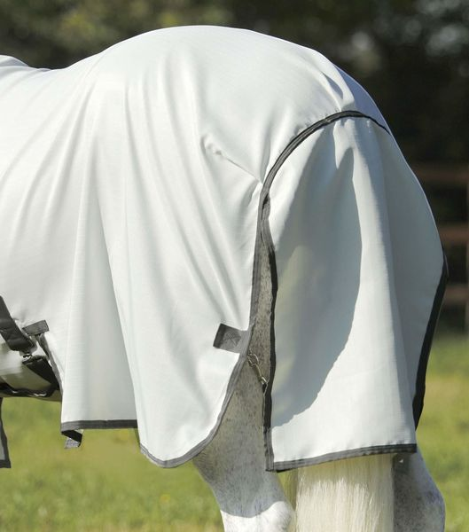 Sweet Itch Buster Fly Rug with Belly Flap image #3