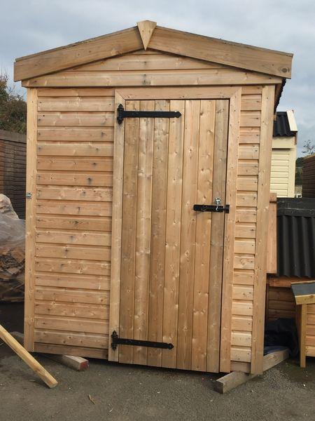 Tanalised Timber Garden Storage Building image #2