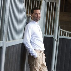 Mens Thermal Cosy Stock Shirt by Equetech