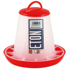 POULTRY FEEDER - RED